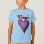Mimi's Heart Shirt