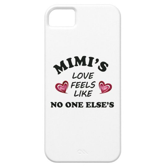 Mimi's Love Case For The iPhone 5