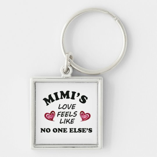 Mimi's Love Keychain