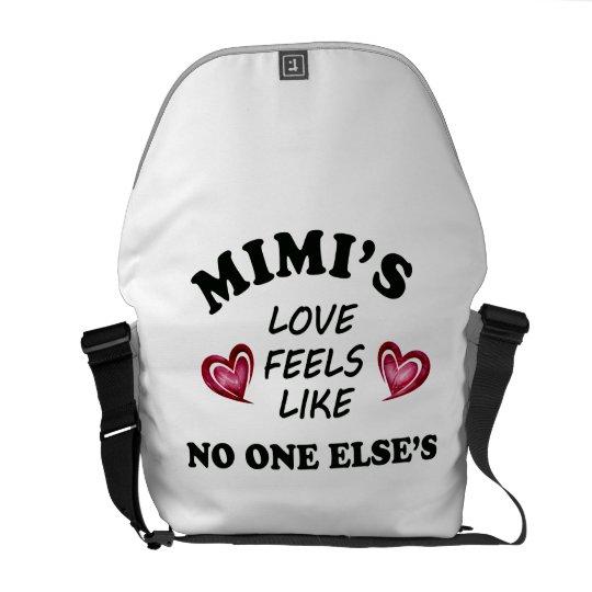 Mimi's Love Messenger Bag