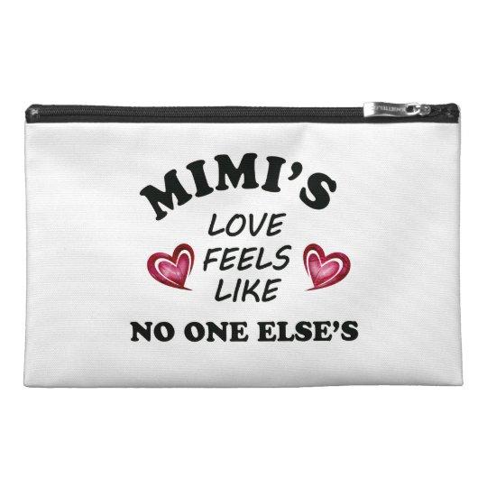 Mimi's Love Travel Accessory Bag