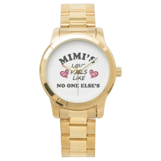 Mimi's Love Watch