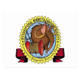 Mimmoth Fancier's Society Postcards