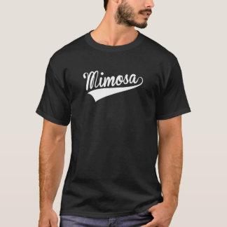 Mimosa, Retro, T-Shirt