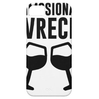 Mimosional Wreck iPhone 5 Case
