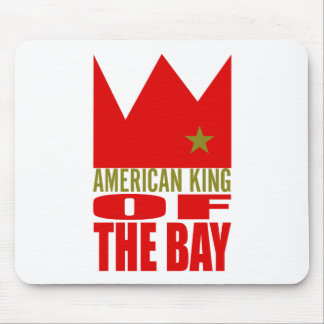 MIMS Mousepad - American King of The Bay