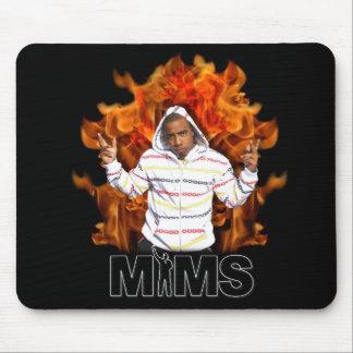 MIMS Mousepad - Eternal Flame