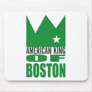 MIMS Mousepad - roi américain de Boston Tapis De Souris