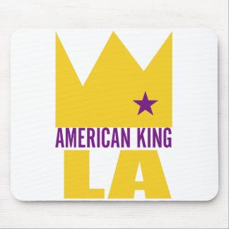 MIMS Mousepad - roi américain de L.A. Tapis De Souris