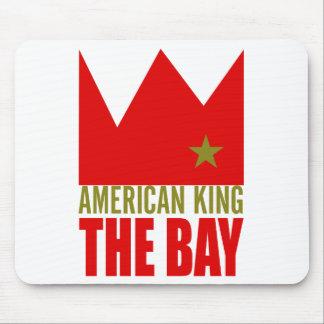 MIMS Mousepad - roi américain de la baie Tapis De Souris