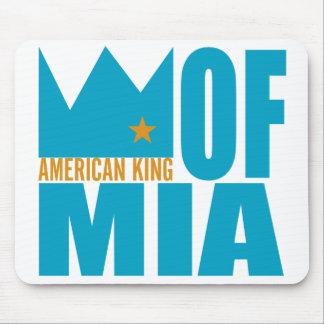 MIMS Mousepad - roi américain de MIA Tapis De Souris