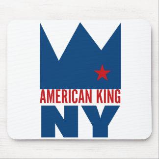 MIMS Mousepad - roi américain de NY Tapis De Souris