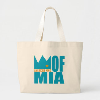 MIMS Totebag - American King of MIA Canvas Bags