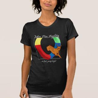Min Pin Agility T-Shirt