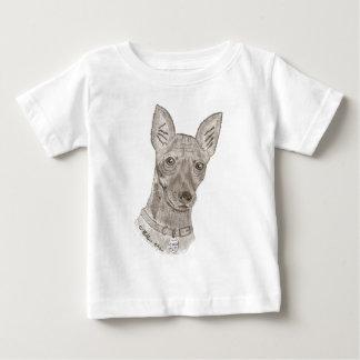 min pin baby T-Shirt