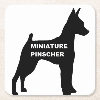 min pin silo name square paper coaster