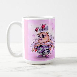 MINA BELLA CUTE ALIEN MONSTER CARTOON Classic Mug