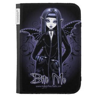 Mina Mystical Gothic Vampire Fairy Kindle Case