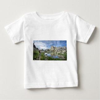 Minaret Lake - Ansel Adams Wilderness - Sierra Baby T-Shirt