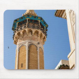 Minaret Of A Mosque Mouse Pad