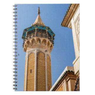 Minaret Of A Mosque Notebook