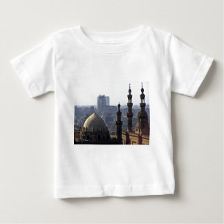 Minarets view of Sultan Ali mosque Cairo Baby T-Shirt