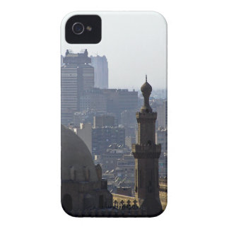 Minarets view of Sultan Ali mosque Cairo iPhone 4 Case