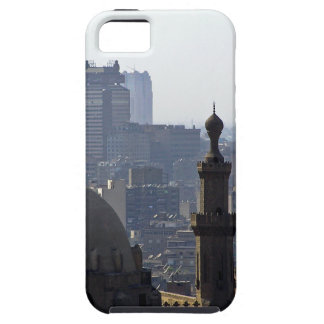 Minarets view of Sultan Ali mosque Cairo iPhone 5 Cases