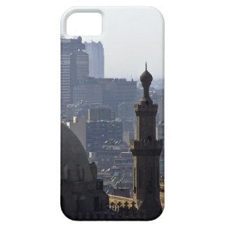 Minarets view of Sultan Ali mosque Cairo iPhone 5 Cover
