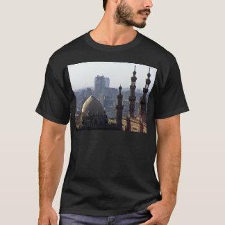Minarets view of Sultan Ali mosque Cairo T-Shirt