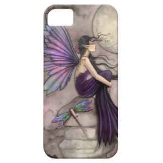 Mind Adrift Fairy and Dragonfly Fantasy Art iPhone 5 Covers