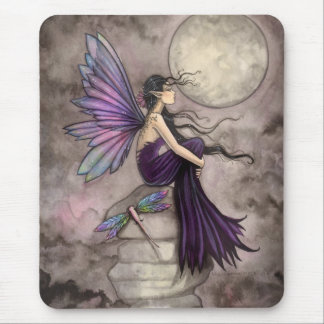 Mind Adrift Fantasy Fairy Art Mouse Pad