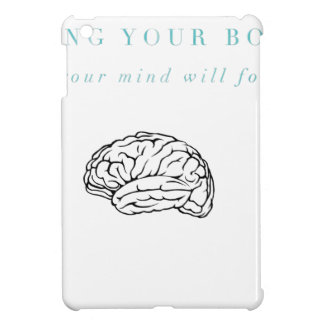 Mind Body Fellowship AA Meeting Recovery iPad Mini Case