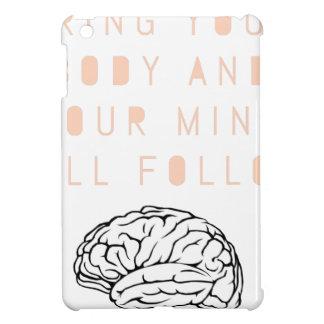 Mind Body Fellowship AA Meeting Recovery iPad Mini Cover