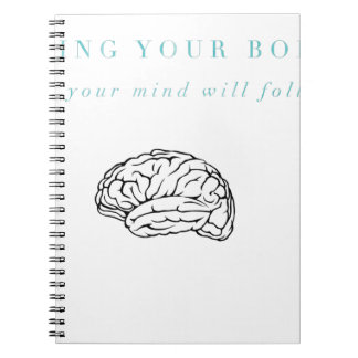 Mind Body Fellowship AA Meeting Recovery Notebooks
