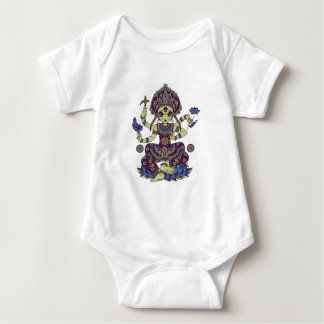 MIND BODY SPIRIT BABY BODYSUIT