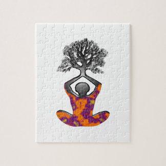 Mind, Body, Spirit Jigsaw Puzzle