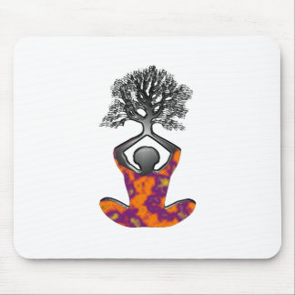 Mind, Body, Spirit Mouse Pad