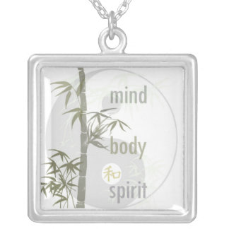 Mind Body Spirit Necklace