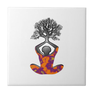 Mind, Body, Spirit Tile