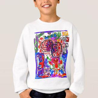 Mind  Matters Graffiti Sweatshirt