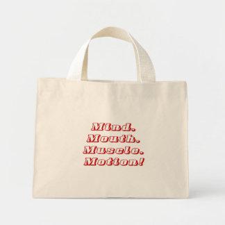 Mind over Matter Bags