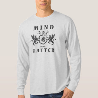 Mind Over Matter Griffin Blazon T-Shirt