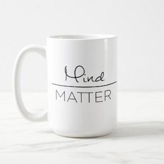 Mind Over Matter (Lefty) Mug