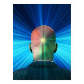 Mind Power Postcard