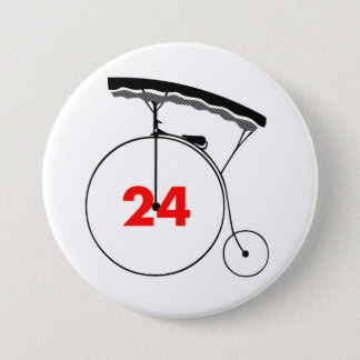Mind-Reader 24 3 Inch Round Button