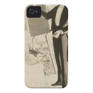 Mind Reading Self Hypnosis iPhone 4 Case-Mate Cases