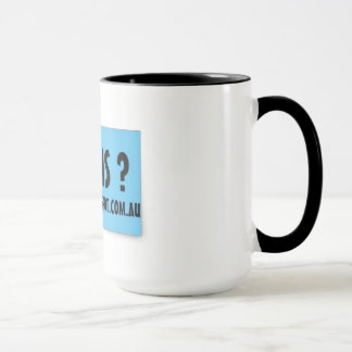 MIND RESCUE COFFEE MUG