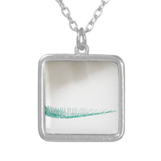 Mind Sailing Silver Plated Necklace