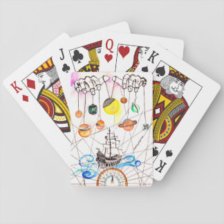 Mind Travel Playing Cards